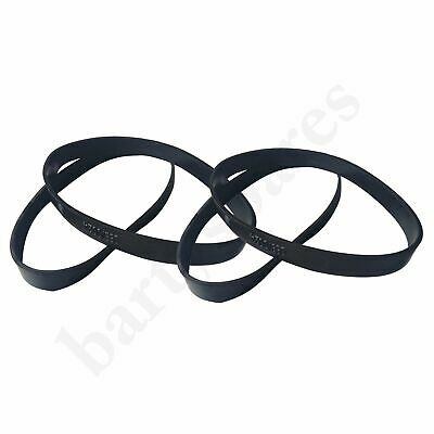 2 x Vacuum Cleaner Belts for Vax W86DPB W86DPA Dual Power Carpet Cleaner