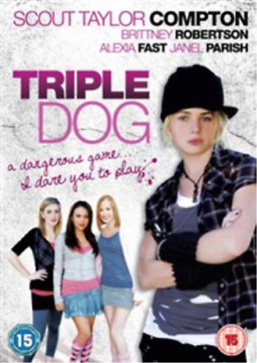 Brittany Robertson, Alexia ...-Triple Dog (UK IMPORT) DVD [REGION 2] NEW