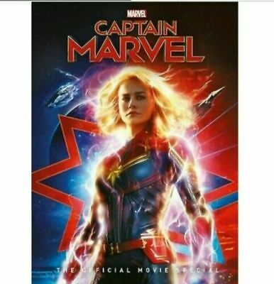 """CAPTAIN MARVEL""  DVD  Free Shipping - FAST - BRAND NEW"