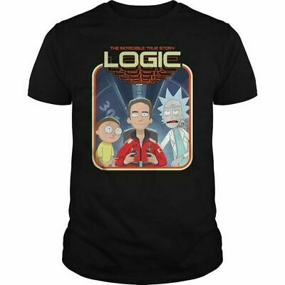 48b056caf RICK AND MORTY Psychedelic 3D T-Shirt, Men's Tee size M-3XL US 100 ...