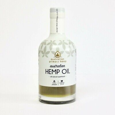 Hemp Seed Oil Certified Organic Australian Made Fast&Free Delivery Hemperium