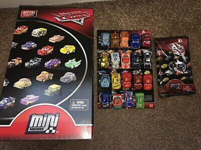 Disney CARS 3 Mini Racers CHOOSE Blind Bags Diecast Metal Die-cast Micro