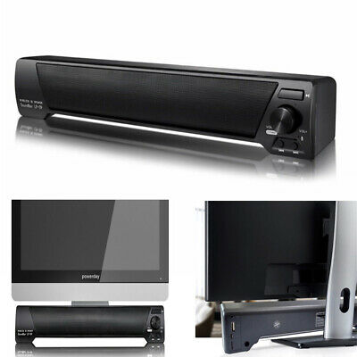 TV Sound of Bar Home Theater Subwoofer Soundbar with Bluetooth Wireless / Wired
