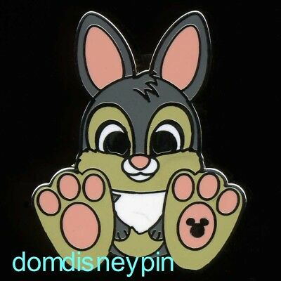 Disney Pin WDW 2018 Hidden Mickey Collection *Plush Characters* Thumper!
