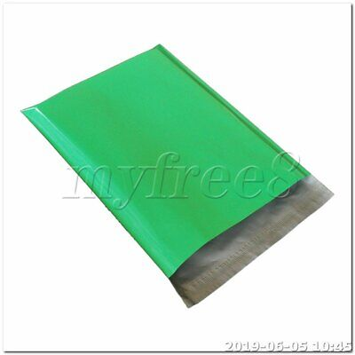 50PCS 48 x 65cm  Waterproof Tear-Proof Envelopes Shipping Bag Poly Mailers green