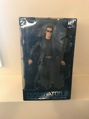 12 INCH  Neca figure Terminator 2 T-800 BRAND NEW Pescadero Escape Judgement Day