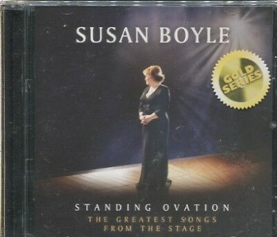 Susan Boyle - Standing Ovation - The Greatest Songs From The Stage - Cd