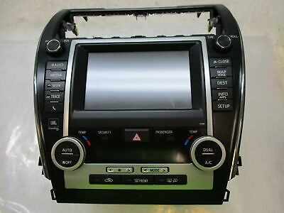 2012 15 TOYOTA Camry JBL OEM GreenEdge Amplifier Factory Stereo Amp