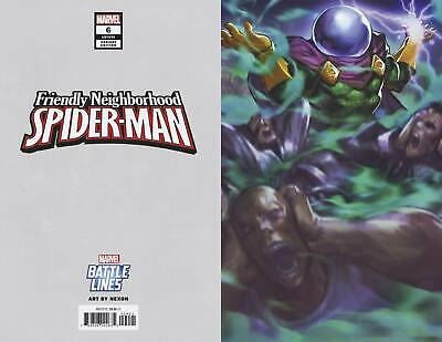 Friendly Neighborhood Spider-Man 6 (Vol. 2) Battle Lines Variant (Nexon) - Marve