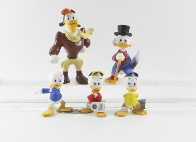 Duck tales Dagobert Uncle Scrooge 3 Neffen Walt Disney Figuren Bully Bullyland