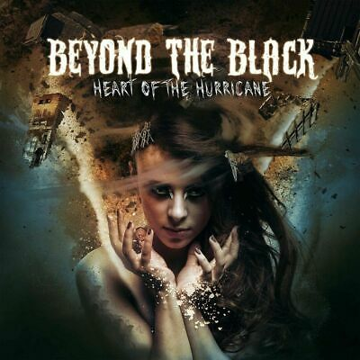 BEYOND THE BLACK  Heart Of The Hurricane (Jewel) ( Album 2019 )  CD   NEU & OVP