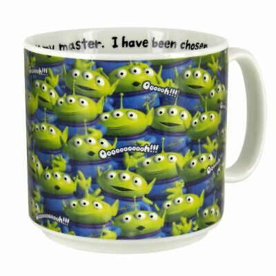 Official Toy Story Alien Heat Changing Magic Coffee Mug Tea Cup New In Gift Box