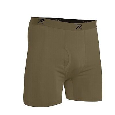 d42aa9f498a07c Performance Poly Boxer Briefs Shorts Underwear Moisture Wicking US Army USN  USMC