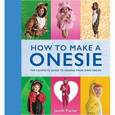 How to Make an 'all in one'  by Janelle Fischer  - 9781742575674