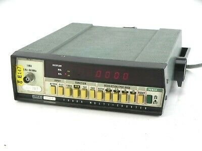 Fluke 1900A Multi Function Frequency Counter