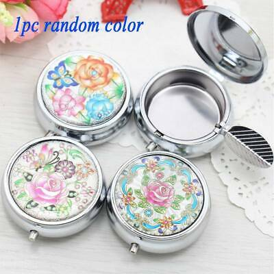 popular Stainless Steel Ashtray Carrying with a key chain ash tray Random