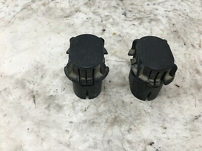 For Mercedes W164 W166 R251 GL//ML//R Class Pair Set of 2 Upper Radiator Mounts