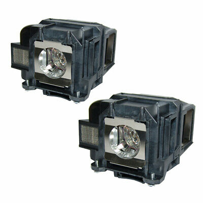 Compatible Replacement Lamp Housing For Epson Home Cinema 730HD Projector DLP