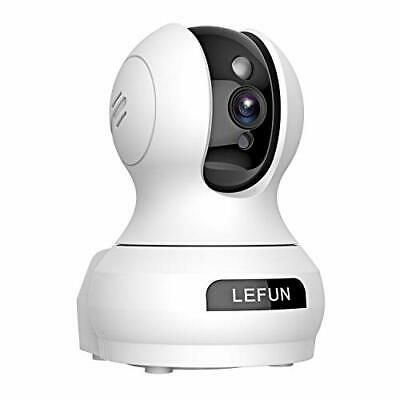 LEFUN WIRELESS/WIRED WIFI Cloud IP Surveillance Camera 720P HD, Tilt