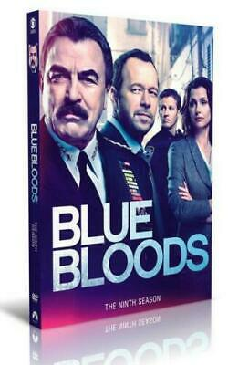 Blue Bloods Season 9 (DVD,2019) Brand New & Sealed