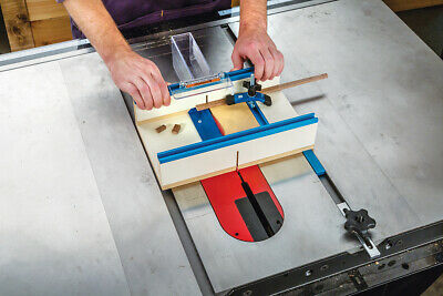 Rockler 996182 Table Saw Small Parts Sled 305 x 394 x 89mm (12 x 15-1/2 x 3-1/2)