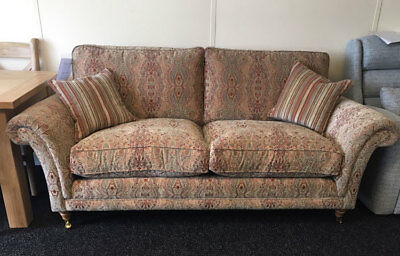 Parker Knoll Burghley Large 2 Seater Sofa and 2 Chairs - Perfect A1 - Brand New