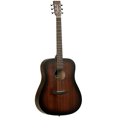 Tanglewood  Mahogany Dreadnought Acoustic Guitar Crossroads Series  TWCRD