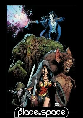 Justice League Dark Vol 01 The Last Age Of Magic - Softcover