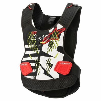 Alpinestars Sequence Chest Protector Roost Guard Gr. M/L Protektoren Weste