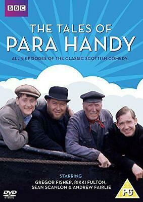 Tales of Para Handy - Complete Series One & Two (BBC) (3-DVD set), New, DVD, FRE