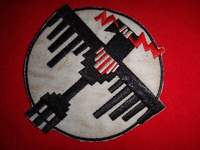 USAF 34th BOMBARDMENT Bomb Squadron Patch (Inactive)