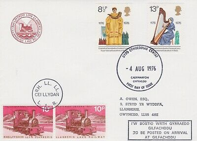 STAMPS STEAM RAILWAY SOUVENIR / FIRST DAY COVER FROM RARE COLLECTION No 024
