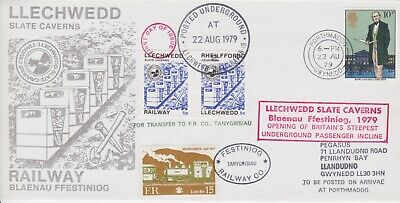 STAMPS STEAM RAILWAY SOUVENIR / FIRST DAY COVER FROM RARE COLLECTION No 060