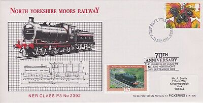 STAMPS STEAM RAILWAY SOUVENIR / FIRST DAY COVER FROM RARE COLLECTION No 076