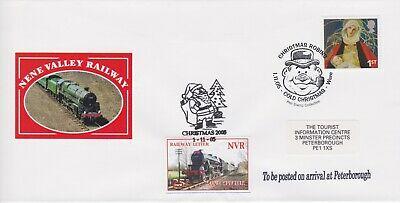 STAMPS STEAM RAILWAY SOUVENIR / FIRST DAY COVER FROM RARE COLLECTION No 112
