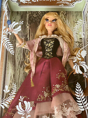 Disney Store-Aurora Sleeping Beauty 60th Anniversary Doll Puppe Limited Edition