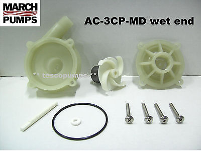 March AC-3CP-MD wet end kit 0130-0113-0200 PMA500