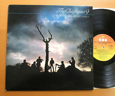 The Chieftains 9 Boil The Breakfast Early 1979 EXCELLENT CBS 84081