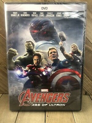 Marvel's The Avengers: Age of Ultron DVD