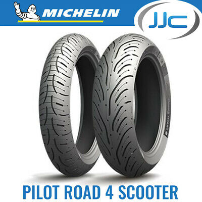 Michelin Pilot Road 4 Scooter Moped 160 60 15 (160/60/15) 67H TL Rear Tyre