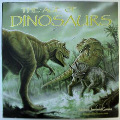 Michael Jaworski Games Boardgame Age of Dinosaurs, The Box VG