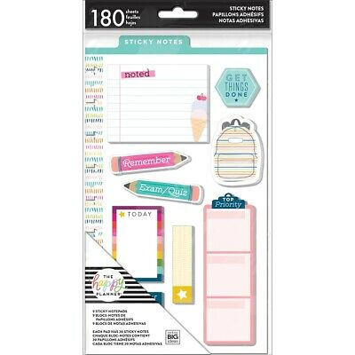 Happy Planner Sticky Notes-get Things Done (student)
