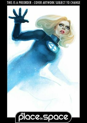 (Wk28) Invisible Woman #1B - Hans Variant - Preorder 10Th Jul