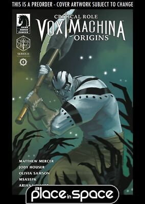(Wk28) Critical Role Vox Machina Origins Series Ii #1 - Preorder 10Th Jul