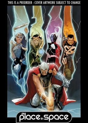 (Wk28) War Of Realms Omega #1A - Preorder 10Th Jul