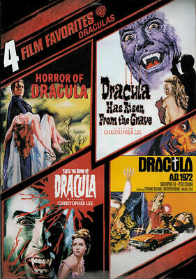 Dracula: Hammer Horror Collection   Christopher Lee / Peter Cushing   New   DVD
