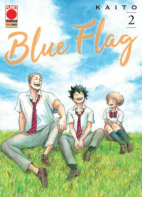 manga  BLUE FLAG N. 2 nuovo panini planet - italiano