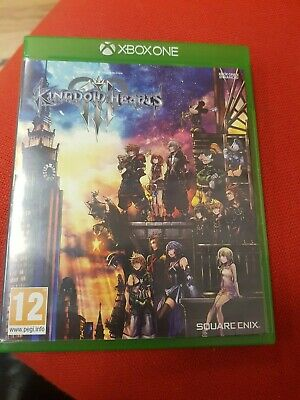 Kingdom Hearts III for Xbox One - 2019. Played through once