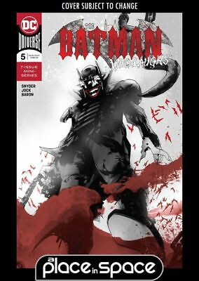 Batman Who Laughs, Vol. 2 #5A (Wk19)