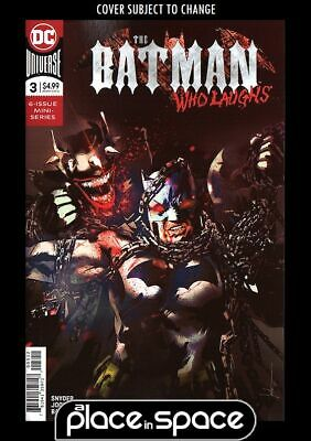 Batman Who Laughs, Vol. 2 #3 - Final Printing (Wk16)
